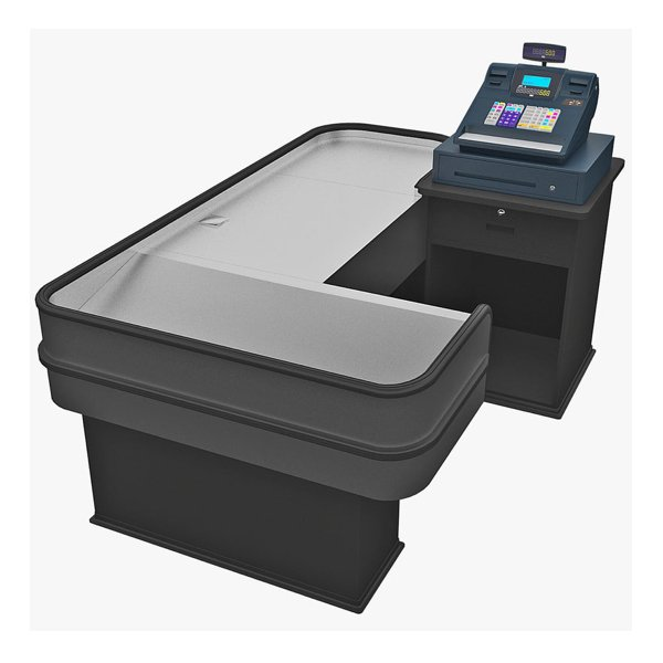 CASH REGISTERS AND POS TERMINALS