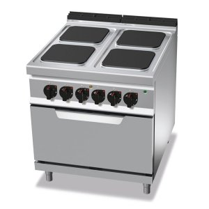 COMMERCIAL ELECTRIC RESTAURANT RANGES