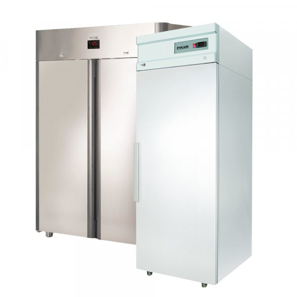 FREEZERS, REACH-IN CABINETS POLAIR