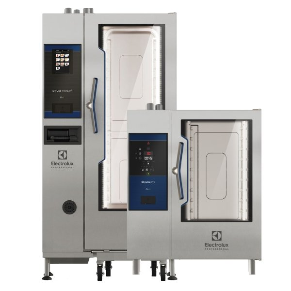 COMBI OVENS ELECTROLUX