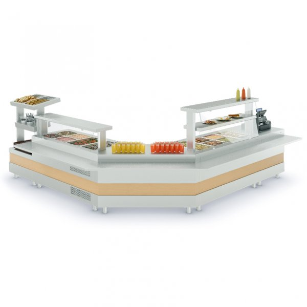 FOOD SERVING LINE ATESY