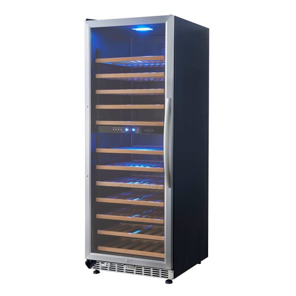 WINE REFRIGERATORS AND CABINETS