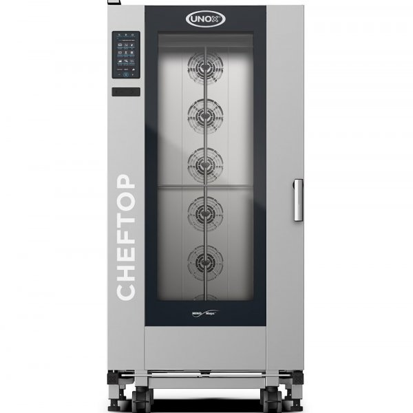 COMBI-STEAM OVEN UNOX XEVL-2011-YPRS (CHEFTOP BIG PLUS)
