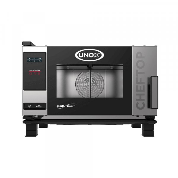 COMBI-STEAM OVEN UNOX XEVC-0311-E1RM (CHEFTOP ONE)