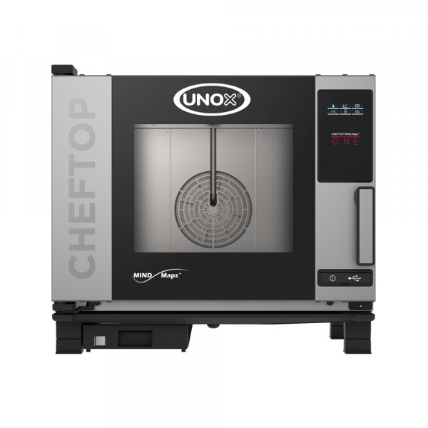 COMBI-STEAM OVEN UNOX XEVC-0511-E1RM (CHEFTOP ONE)