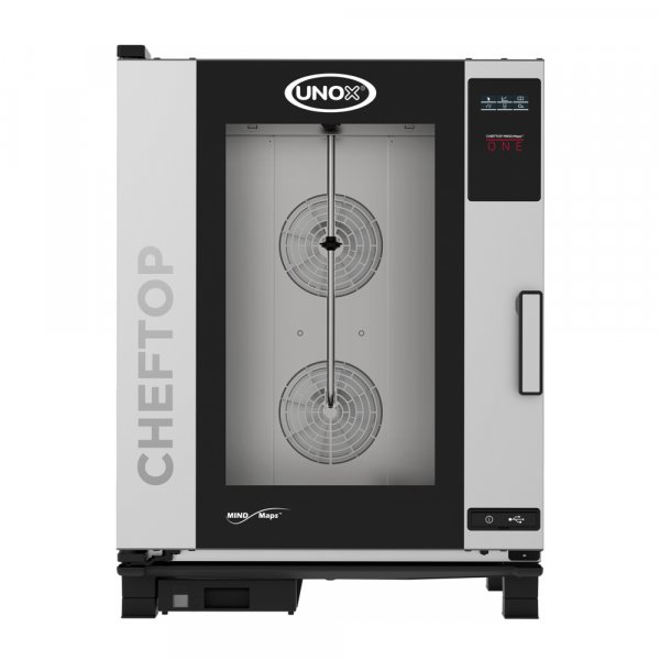COMBI-STEAM OVEN UNOX XEVC-1011-E1RM (CHEFTOP ONE)