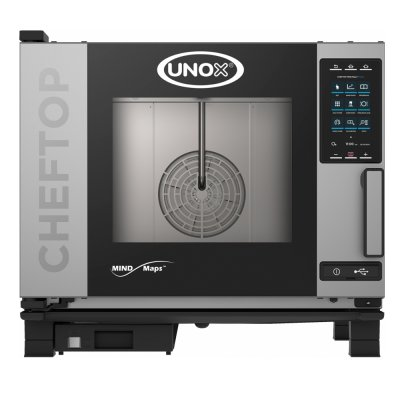 Combi-steam Oven UNOX XEVC-0511-GPRM (Gas)