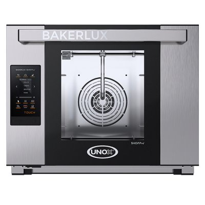 BAKERY CONVECTION OVEN UNOX XEFT-04HS-ETDV (TOUCH)