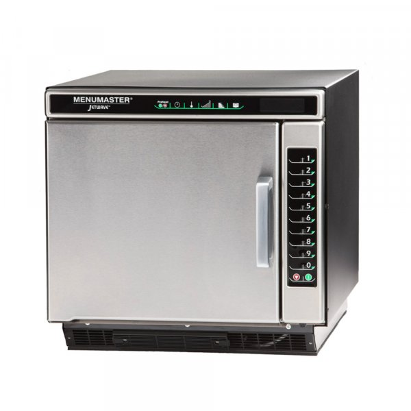 HIGH SPEED MICROWAVE OVEN MENUMASTER JET514