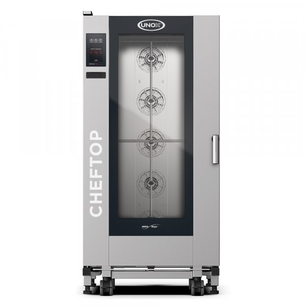 COMBI-STEAM OVEN UNOX XEVL-2011-E1RS (CHEFTOP BIG ONE)
