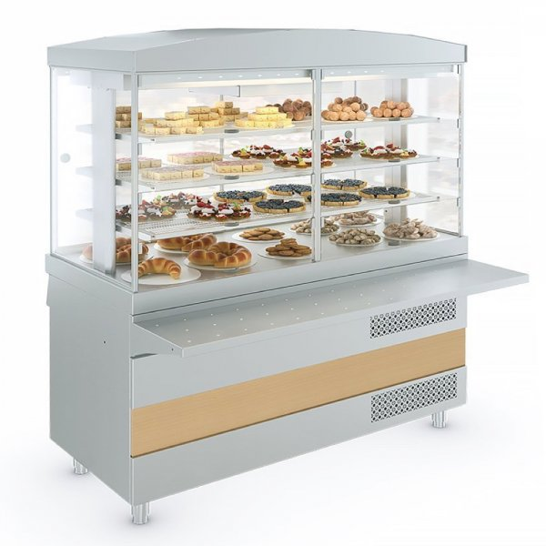REFRIGERATED COLD FOOD DISPLAY