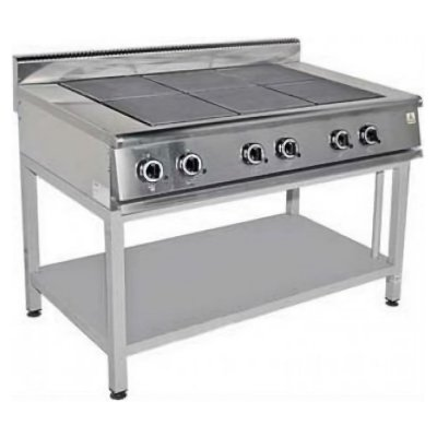 RADA PE-726O ELECTRIC RESTAURANT RANGE