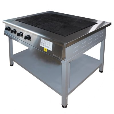 RADA PE-804O ELECTRIC RESTAURANT RANGE