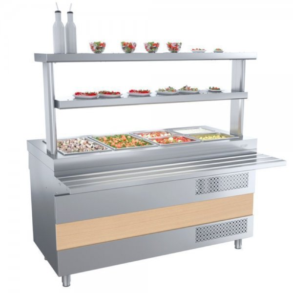 REFRIGERATED TABLE UNIT OS-O