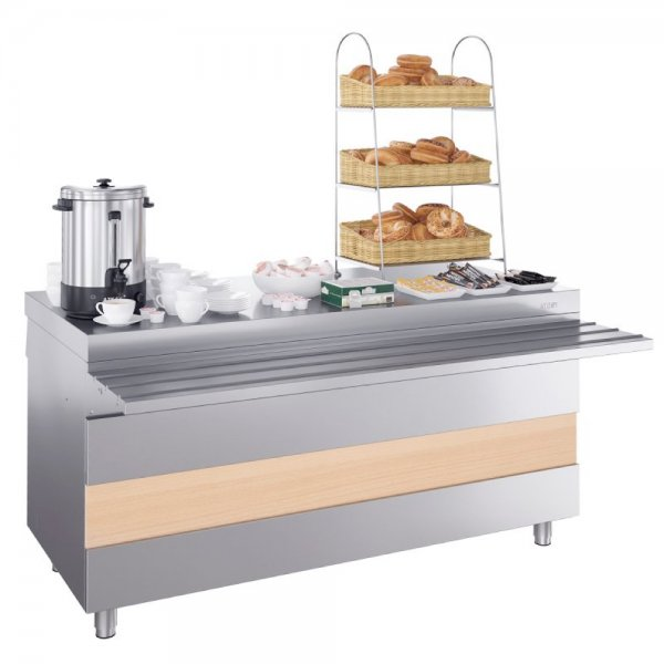 HOT BEVERAGE COUNTER PGN