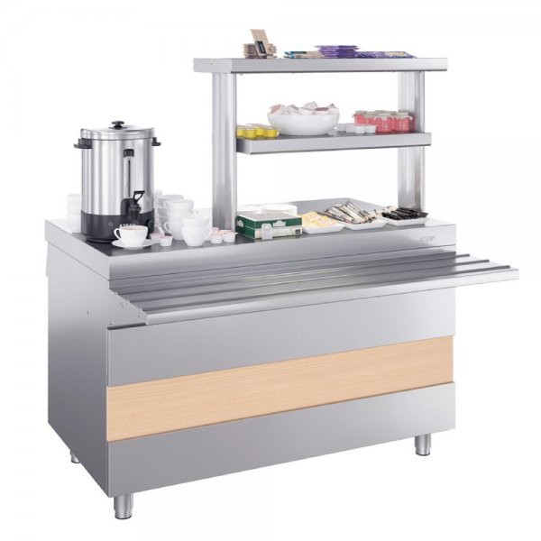 HOT BEVERAGE COUNTER PGN-O