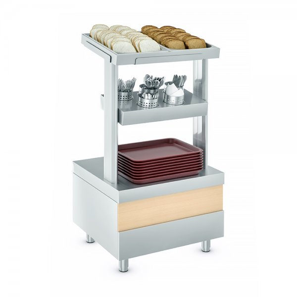 FLATWARE AND BREAD ORGANIZER COUNTER SP-700-02