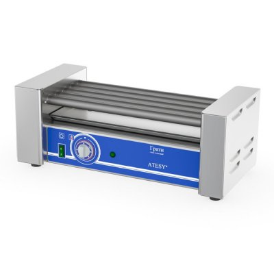 HOT DOG ROLLER GRILL ATESY «GRATI-5.440-0»